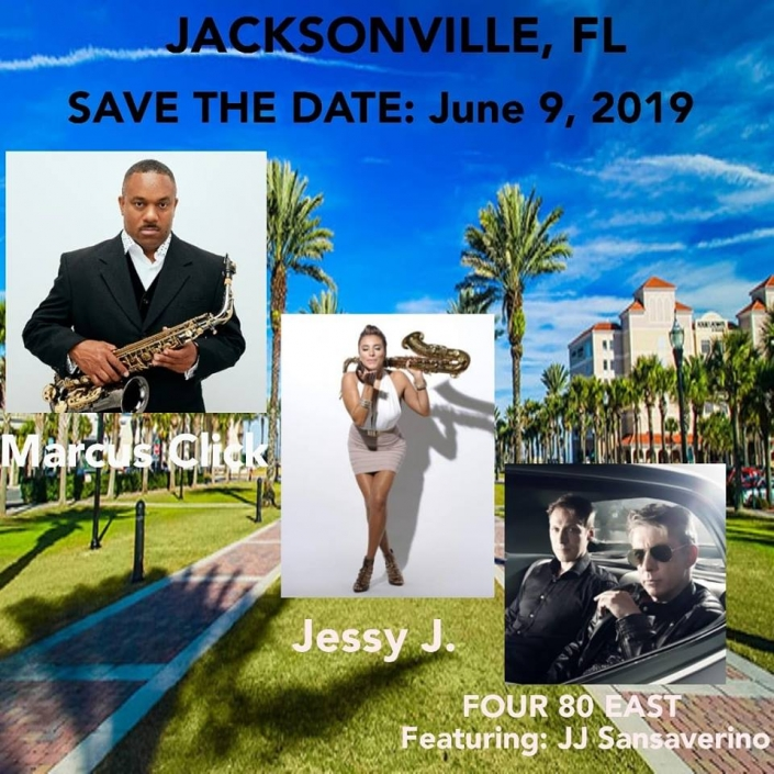 2019 Summer Jazz Series - Jax Beach