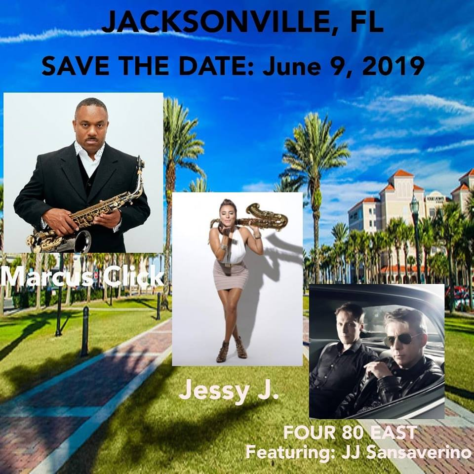 2019 Summer Jazz Series - Jax Beach