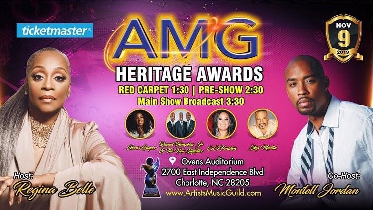 AMG Heritage Awards - 2019
